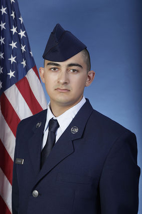 Walker graduates Air Force basic training - Pine Bluffs Post